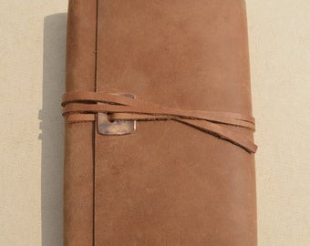 New Leather Covered Bible NLT New Testament ThinLine Ready to Ship (619)