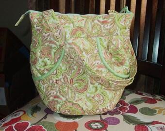 New Quilted Shoulder Bag