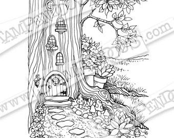 Gnome Home, Stampendous