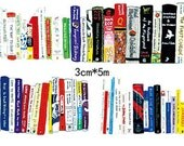 Pre-order+++++1 Roll Limited Edition Washi Tape:  Books