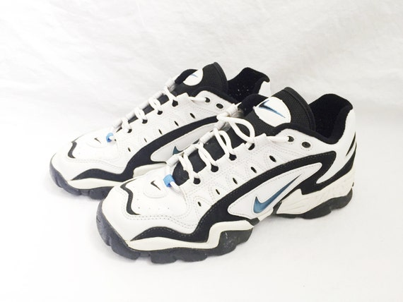 official photos da5c4 5ff05 new vintage nike air astro grabber trainer mens size 9 by legitvintage