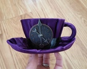 Teacup Hat with handle for Lunduli9