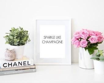 Sparkle Like Champagne