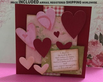Birthday Card, Photoframe, 6 inches x 6 inches Frame with a stand fixed on, Mother's Day Card, Congratulations Card, Cards for all occasion