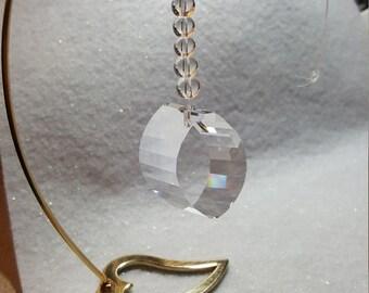 Swarovski Crystal 'View' Suncatcher