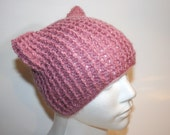 pussyhat pink for spring