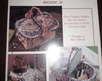 Basket Case, The Book 2 Leisure Arts Leaflet 1482