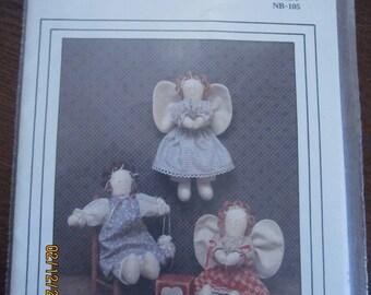 "Carly 10"" Doll Pattern"