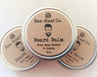 Beard Balm with Shea Butter and Jojoba