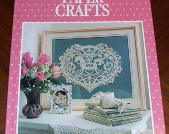 Vintage Better Homes and Gardens Paper Crafts - Upcycle, Christmas, Birthday, Green Crafting, Bitcoin Accepted