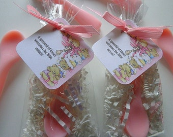 10 Spoon Baby Shower Soap Favors, Party Favors, Baby Showers, Special Occasions, Spoons