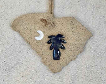 South Carolina State Ornaments