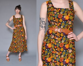 yellow 60s dress your family in corduroy