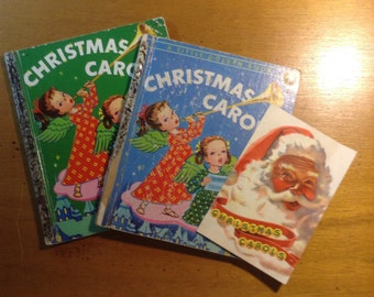 Vintage Christmas Music, 3 books