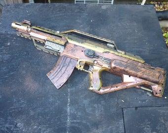 STEAMPUNK Zombie Strike STAMPEDE Nerf Gun Fire - Fully Automatic!!!