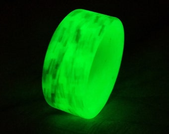 Texalium Green Glow Ring