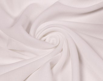 Blush Special 59'' Solid Linen Look Light-Weight Poly Fabric by the Yard - Style 688
