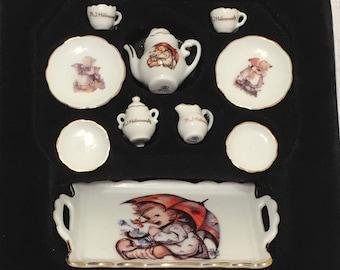 Reutters Hummel Porcelain TeaSet (BL)