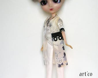 Ceremony outfit for Pullip. A Art'co Creation.