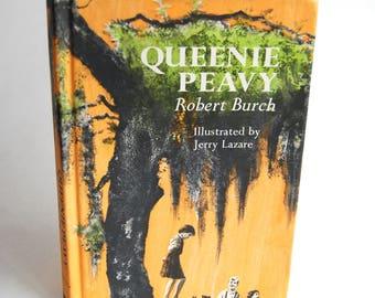 Vintage Children's Book, Queenie Peavy