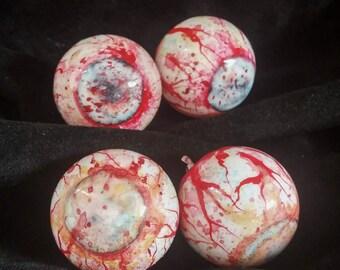 zombie prop eyes (1 pair)