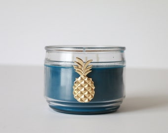 Gold Cactus Berry Scented Candle