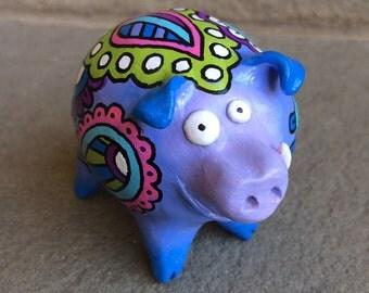 Paisley Pig
