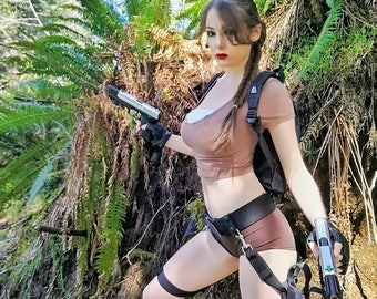 Tomb Raider Legend Print 8x10