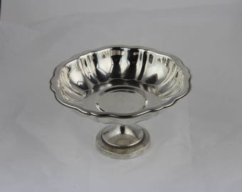 WM Rogers Candy Dish