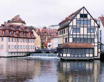 Germany photography, bamberg germany, travel photography, fine art prints, europe, architecture, travel prints, germany prints, large art