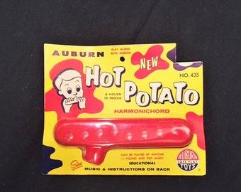 Auburn Hot Potato Harmonichord