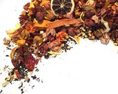 Orange Potpourri-Blood Orange & Chili Pepper Blend - Spicy scents - Orange potpourri - Orange scented