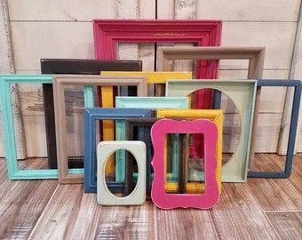Decor el heirloom picture frames