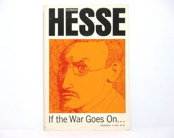 war and peace essay by hermann hesse Free essay: siddhartha, an allegorical novel written by hermann hesse, primarily tells the tale of an indian man, siddhartha, and his quest for peace and.