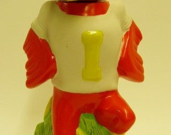 Iowa State McCormick Cardinal Decanter