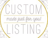 Custom Listing for T&M