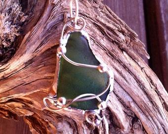 Sea Glass Pendant