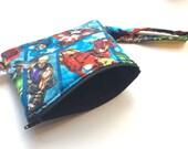Avengers Zipper Pouch, Mi...