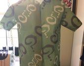 Riddler Shirt, Arkham Knight Riddler cosplay