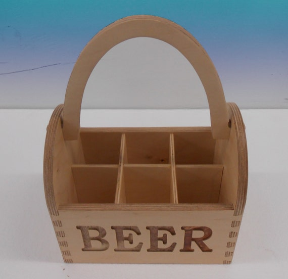 Six Pack Bottle Holder