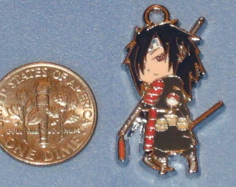 Naruto - Madara Uchiha Anime Charm Made Into What You Want From List