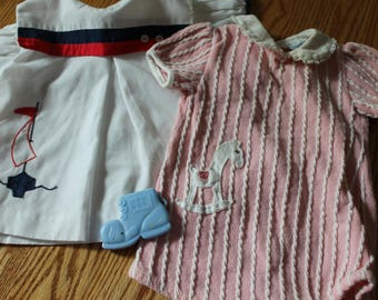 Vintage Baby Girl Clothes