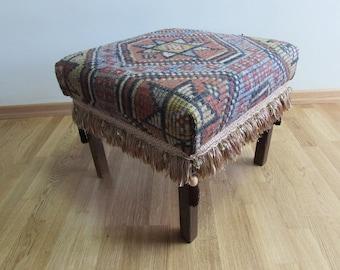 Unique Pouf Ottoman Related Items Etsy