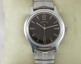 1959 Vintage Hamilton Sea-Cap Wrist Watch