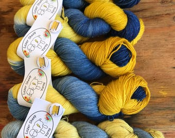 Extermisheep - Hand Dyed Yarn