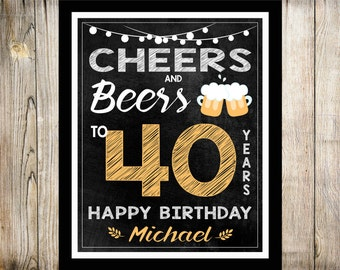 Cheers And Beers Etsy