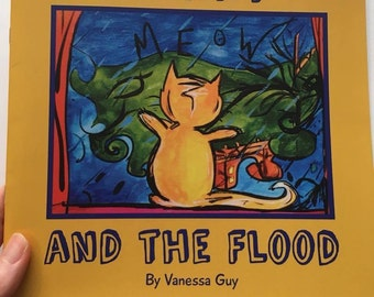Harry and the flood