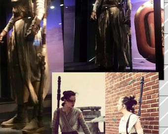 Rey's Staff STRAP ONLY from The Force Awakens, Cosplay Prop
