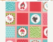 LIL' RED by Stacy Iset Hsu for Moda Fabrics 1 Yard Patchwork Pink