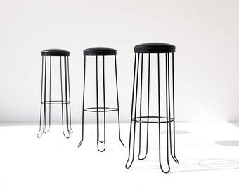 modern bar stools mid century bar stool midcentury modern stool barstool metal